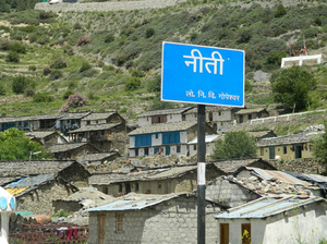 Road trip to the Niti Village in Uttarakhand