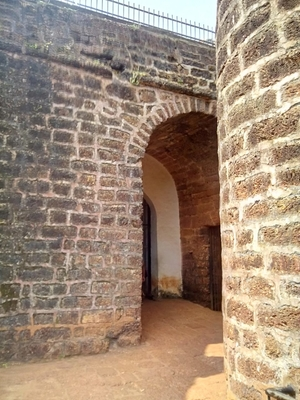 Lost In Time – Aguada Fort