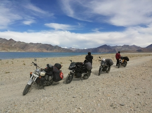 Ladakh Ride - Changthang 2013