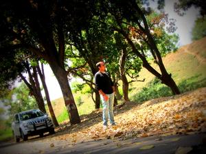 Amit Azad Travel Blogger
