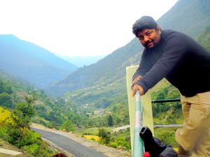 Anirban Deb Travel Blogger