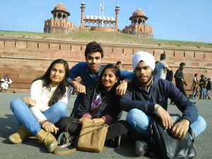 Trip to the heart of Delhi: Chandni Chowk, Red Fort and Connaught Place