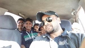 Vashishth Pandey Travel Blogger