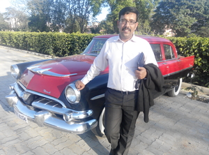 sachin sharda Travel Blogger