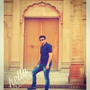 Sandeepan Badjatya Travel Blogger