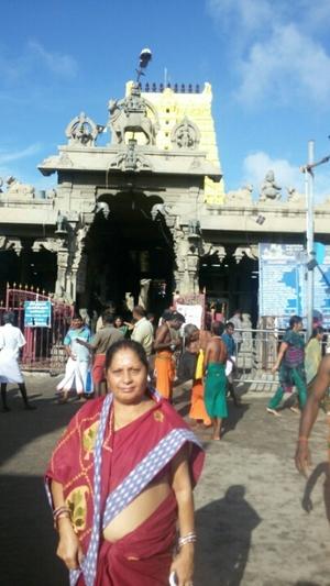 Coromandal cutting - a day in Rameswaram