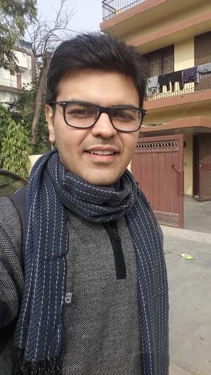 Nitin Sardana Travel Blogger