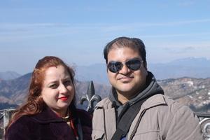 ashish kaul Travel Blogger