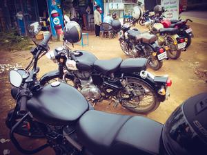 Bike Ride + Trek - Channarayana Durga