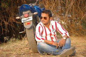 Ashvin Sahu Travel Blogger