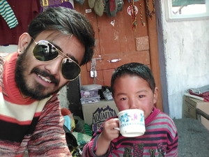 """Julley"" From Ladakh with love!"