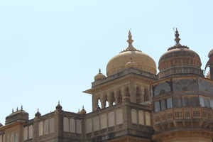 Photoblog - Vijayvilas Palace : One of the most beautiful Palaces of India