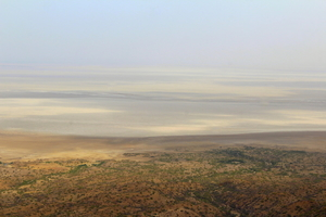Highest point of Kutch - Kalo Dungar