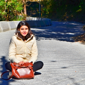 Arushi Sablania Travel Blogger