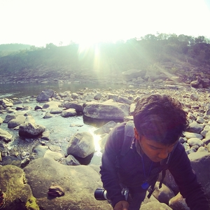Sashikanth Kaja Travel Blogger
