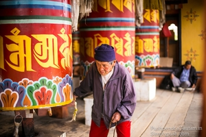 Bhutan : The Magical Land of the Thunder Dragon