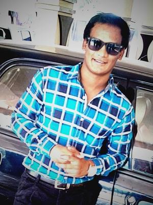 Kusum Ganji Travel Blogger