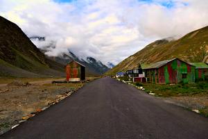 Ladakh & Border Roads Organization (B R O)