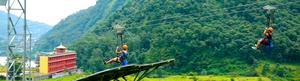 Zipflyer in Pokhara