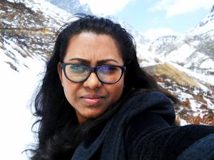 Raya Banerjee Travel Blogger