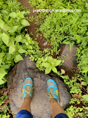 Discovering myself at Sarasgad – My solo hike experience