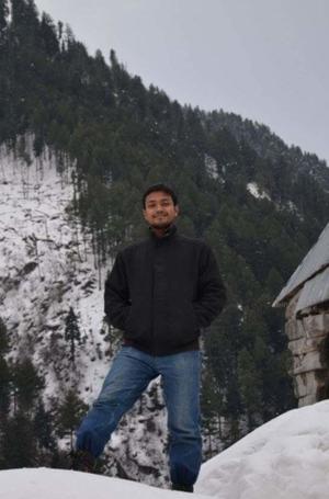Bhaskar Bora Travel Blogger