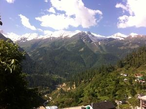 Solo trek to end parvati valley