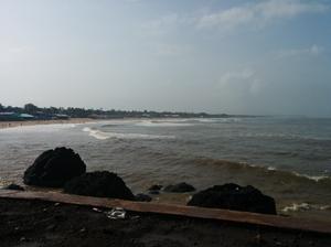 Hiking in North Goa