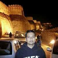 Anish Desai Travel Blogger