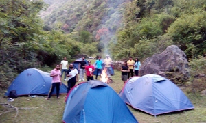 Wilderness Camping @ Himalayas