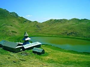 Bhrighu Lake, Manali, Himachal Pradesh