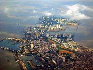 Fly over full Mumbai awsome experience