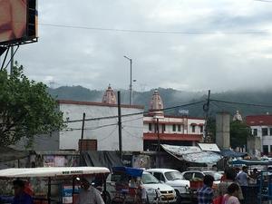 """Kedarnath"" during the end of monsoons. Bliss Nirvana"