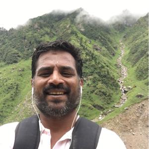 Vishal Tangirala Travel Blogger