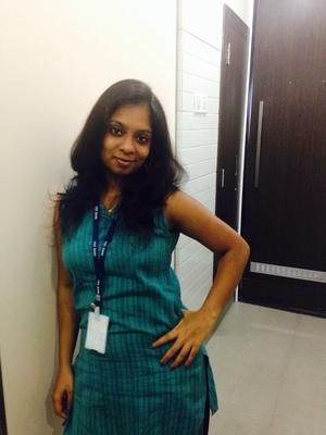 Pavithra Paulraj Travel Blogger