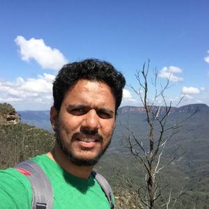 tilak shivkumar Travel Blogger