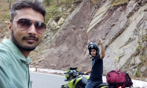 Ladakh - Journey through passes