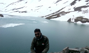 Ladhakh - Journey through passes