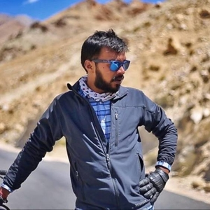 Ankit Karki Travel Blogger