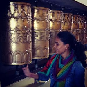 Preeti Rajput Travel Blogger