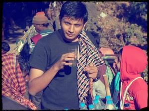 Akshat Panot Travel Blogger