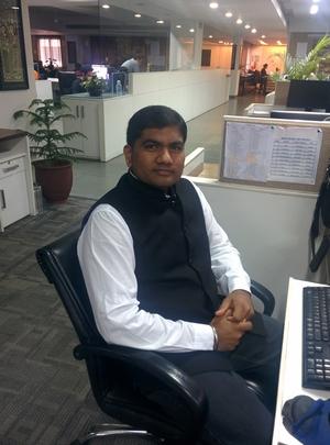 Ritesh Saini Travel Blogger