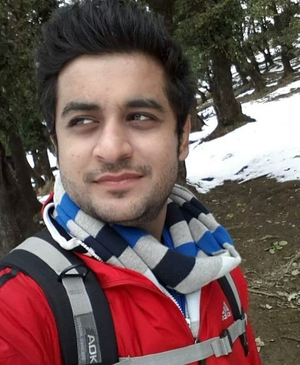 Rishabh Bajaj Travel Blogger