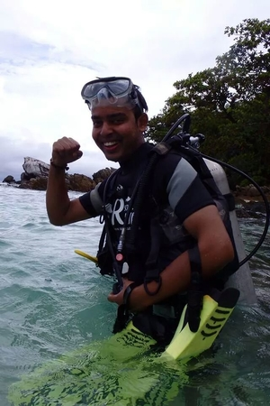 Abhishek Pandey Travel Blogger