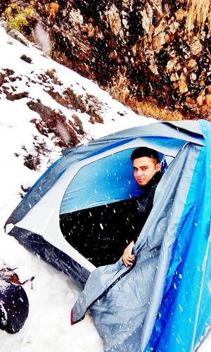 Akhilesh Sharma Travel Blogger