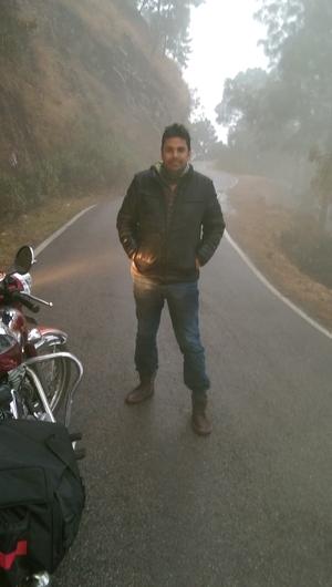 Anshum Gupta Travel Blogger