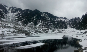 Kareri lake: A Hidden Paradise in Himalayan ranges( Dauladhar)