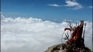 #TripotoTakeMeToBrahmatal  Indrahar Pass: Above Triund (At the top of the world), Beyond Heaven