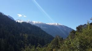 Camp on Kheerganga/Kuntidach, Himachal Pradesh
