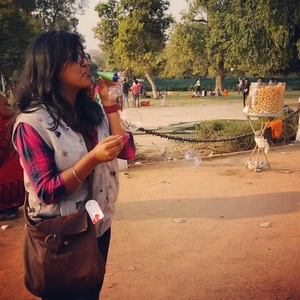 Aveena Ghosh Travel Blogger